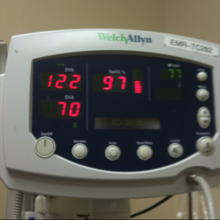 No more high blood pressure for ne!!!